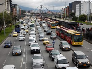 Verkehr in Bogotá
