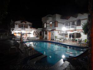 Hotel Mis Ancestros in Santa Fe, Kolumbien