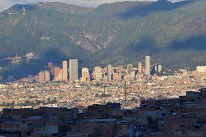 Blick vom Palo del Ahorcado