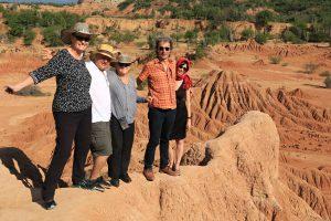 Tatacoa-Wüste, Rosa Frank, Alvaro Garcia Ordonez, Susanne Frank, Peter Weilharter, Birgit Knoblauch