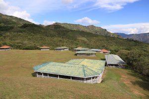 Tierradentro, Überdachte Grabstätten