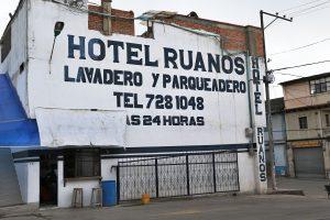 Hotel Ruanos