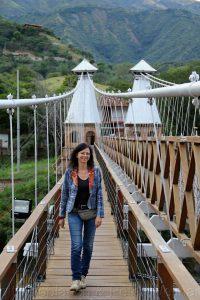 Puente de Ocidente, Santa Fe, Birgit Knoblauch