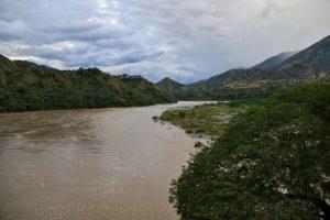 Rio Cauca, Santa Fe