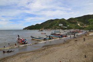 Küste von Taganga