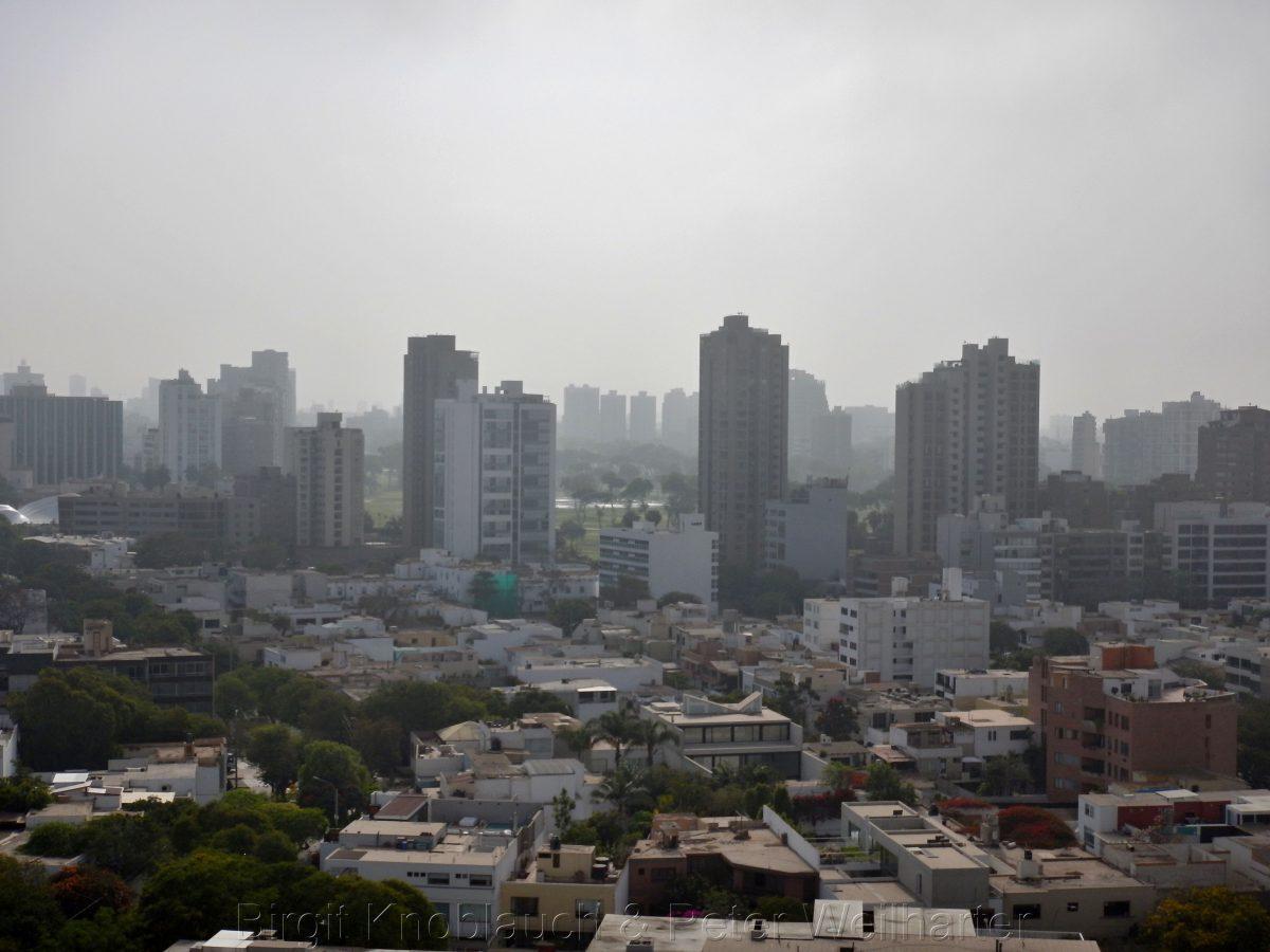 Peru – Ankunft in Lima