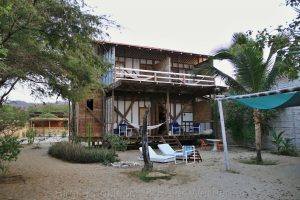 Casa de Diego, Zorritos, Peru