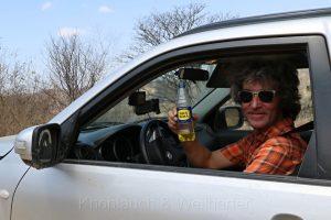 Inca Kola, ein nach Kaugummis schmeckendes hier recht beliebtes Getränk. Hersteller: Coca Cola. Peter Weilharter