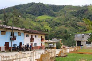 San Andrés de Cutervo, Nationalpark Cutervo, Peru