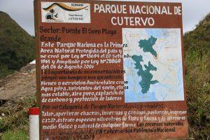 Nationalpark Cutervo, Peru