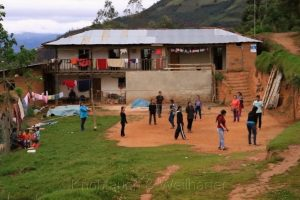 Gemeinde María, nordliche Anden, Peru