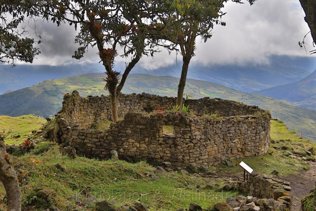Die Festung von Kuélap – UNESCO-Welterbe auf 3000 m Höhe