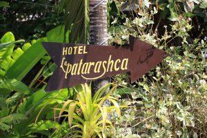 """Hotel """"La Patarashca"""" in Tarapoto in der Provinz San Martín"""