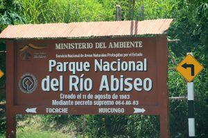 Nationalpark Rio Abiseo, San Martín, Peru