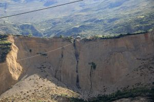 Anden der Region Huancavelica, Peru