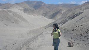 Birgit Knoblauch, Dünen von Tanaca, Yauca, Wüstenregion, Peru