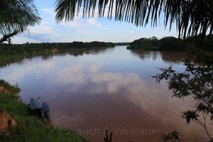 Rio Tambopata, Amazonas, Peru