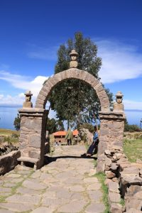 Isla Taquile, Lago Titicaca, Peru
