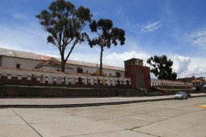 Puno, Titicacasee, Peru