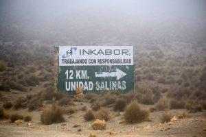 Salinas Huito, Anden, Peru