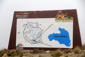 Reserva Nacional Salinas y Aguada Blanca, Anden, Peru