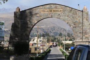 Yanque, Anden, Peru