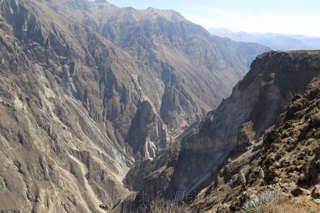 Cañon de Colca – fantastische Ausblicke am Lauf des Río Colca