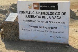 Quebrada de la Vaca, Puerto Inca, Chala, Peru