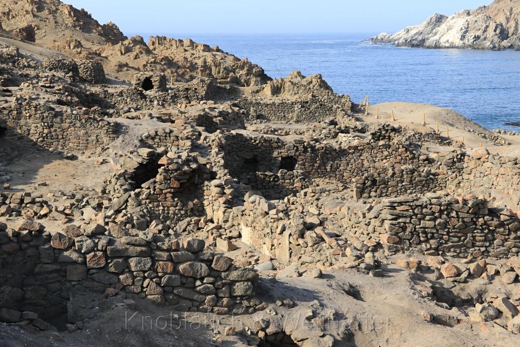 Quebrada de la Vaca – Pazifik Fische für das Inka Reich