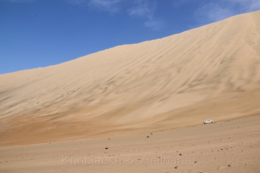 Die Dünenwelt von Tanaca