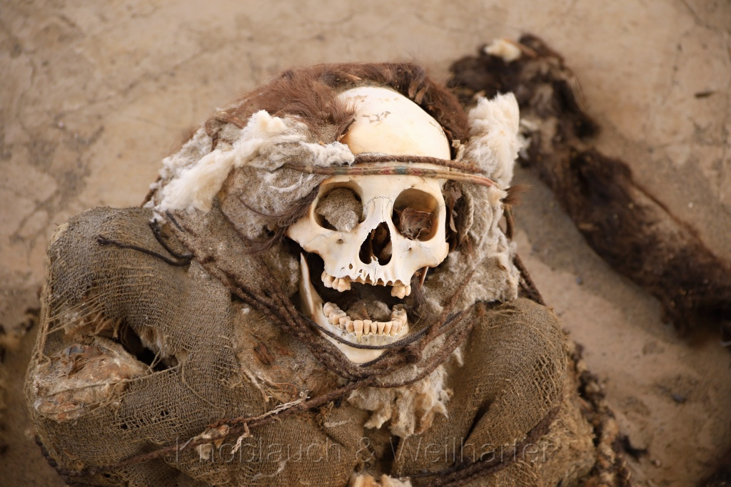 Die Mumien von Chauchilla – seid über 1000 Jahren ungeschützt vor Grabräubern und Touristen