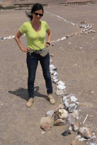 Birgit Knoblauch, Cementario de Chauchilla (Friedhof von Chauchilla), Nazca, Peru