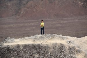 Birgit Knoblauch, Nazca bzw. Nasca Linien, UNESCO, Peru
