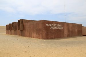 Museo de Sitio, Nationalreservat Paracas, Peru