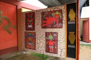 Museo, La Centinela, Chincha Alta, Peru